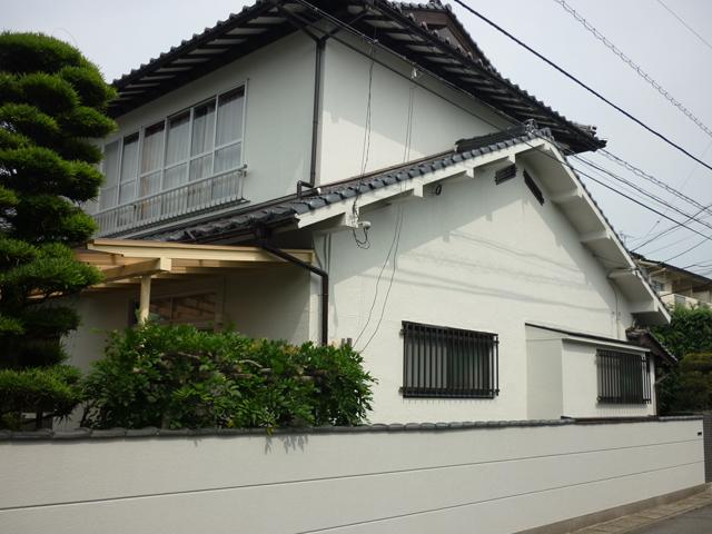 H様ご邸宅/2012年6月竣工 単層弾性 他 竣工後2