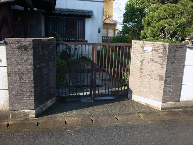 H様ご邸宅/2012年6月竣工 単層弾性 他 施工前5