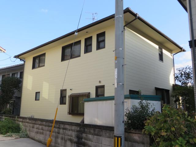 U様ご邸宅/2013年11月竣工 外壁:ナノコンポジットW 屋根:クールタイトSi