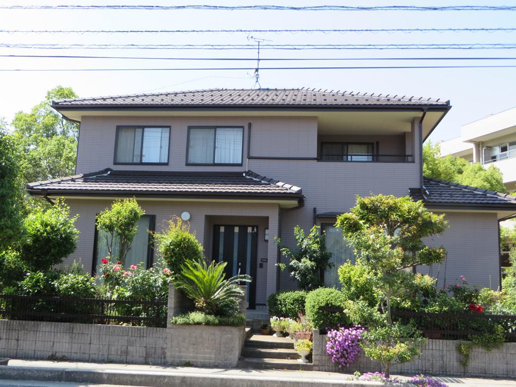 T様ご邸宅/2016年6月竣工 外壁:ナノコンポジットW/after3
