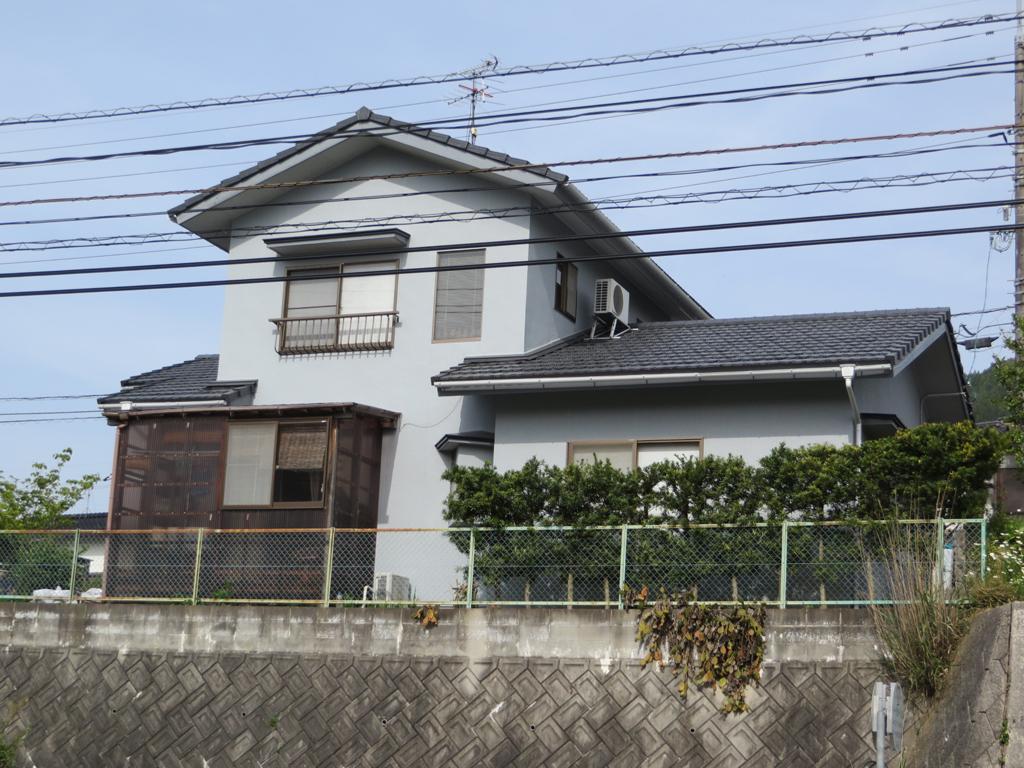 I様ご邸宅/2016年5月竣工 外壁:シリコンテックス/屋根:ヤネフレッシュSi after3