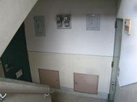 平成21年度市営比津が丘アパート3号棟外壁