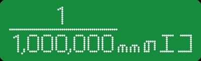 ナノコンポジットW 1/1000000のエコ