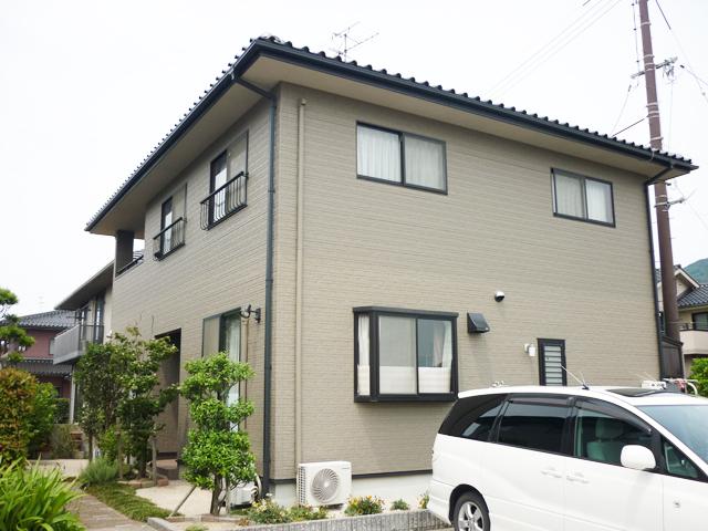 I様ご邸宅/2012年6月竣工 ナノコンポジットW