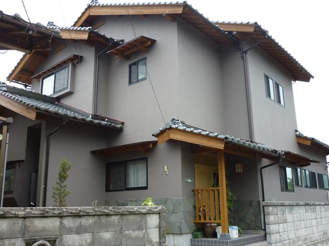 F様ご邸宅/2012年6月竣工 ナノコンポジットW 他 施工後1