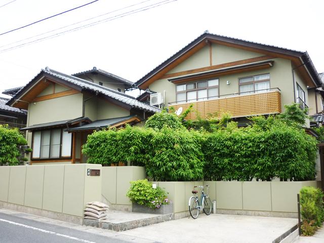 K様ご邸宅/2012年6月竣工/ナノコンポジットW
