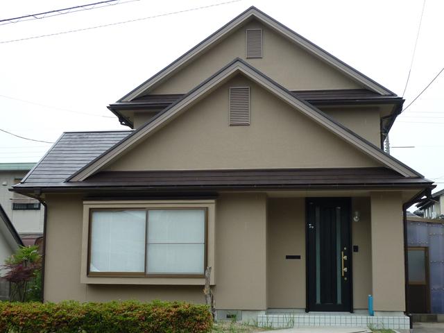 W様ご邸宅/2012年6月竣工/ナノコンポジットW/クールタイトSi/竣工後2