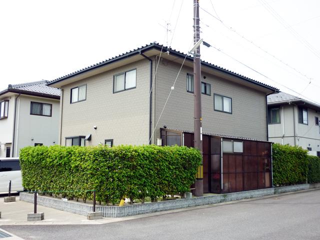 I様ご邸宅/2012年6月竣工 ナノコンポジットW 竣工後2