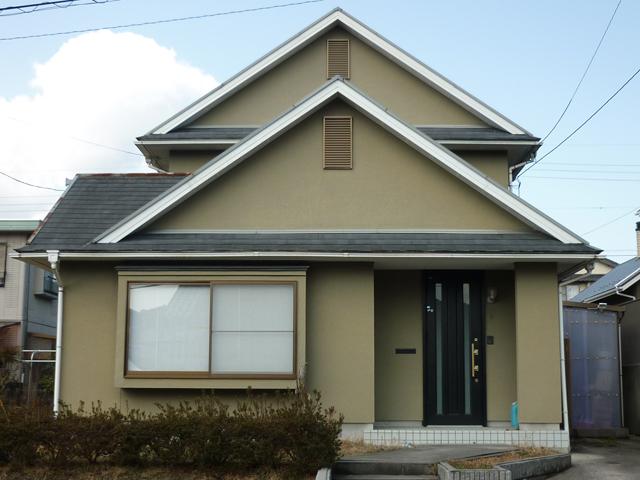 W様ご邸宅/2012年6月竣工/ナノコンポジットW/クールタイトSi/着工前2