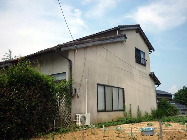 O様ご邸宅/2012年10月竣工 シリコンテックス他 着工前01