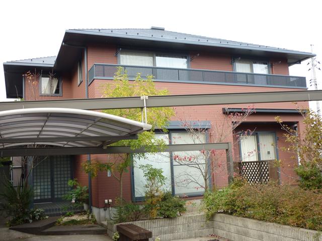 T様ご邸宅/2012年11月竣工 ナノコンポジットW他 竣工01