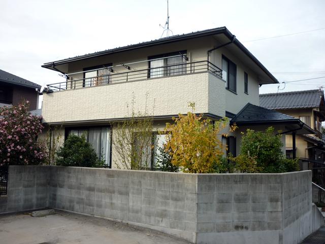 M様ご邸宅/2012年11月竣工 ナノコンポジットW他 竣工03
