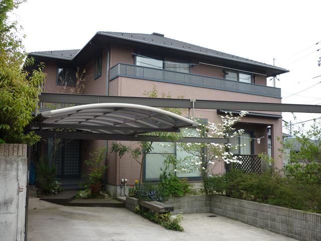 T様ご邸宅/2012年11月竣工 ナノコンポジットW他 着工前01