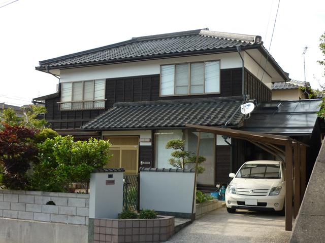 S様ご邸宅/2013年4月竣工 外壁:キシラデコール 竣工後01