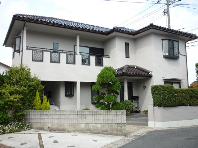 F様ご邸宅/2013年5月竣工 ナノコンポジットW/セラミガード 他 竣工後01