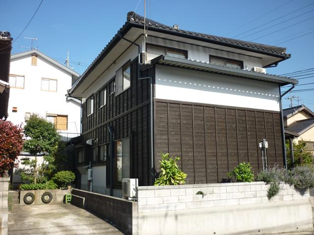 S様ご邸宅/2013年4月竣工 外壁:キシラデコール 竣工後02
