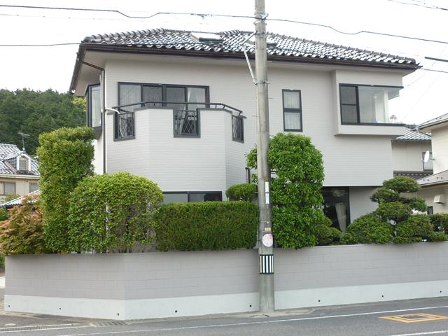 F様ご邸宅/2013年5月竣工 ナノコンポジットW/セラミガード 他 竣工後02