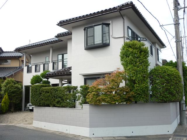 F様ご邸宅/2013年5月竣工 ナノコンポジットW/セラミガード 他 竣工後03