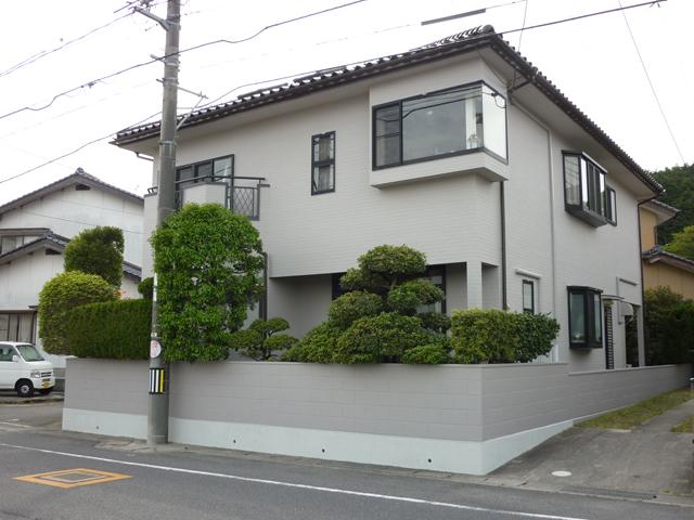 F様ご邸宅/2013年5月竣工 ナノコンポジットW/セラミガード 他 竣工後04