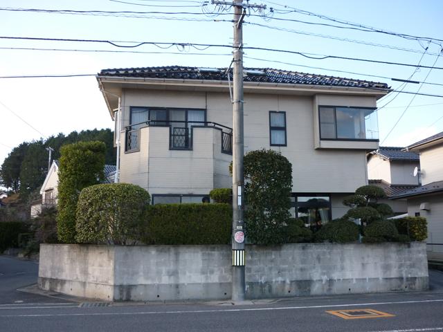F様ご邸宅/2013年5月竣工 ナノコンポジットW/セラミガード 他 施工前02