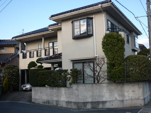 F様ご邸宅/2013年5月竣工 ナノコンポジットW/セラミガード 他 施工前03