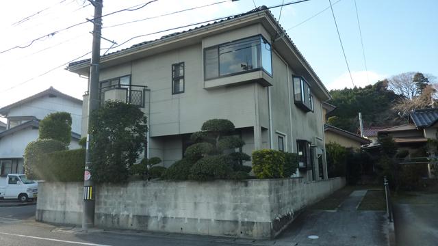 F様ご邸宅/2013年5月竣工 ナノコンポジットW/セラミガード 他 施工前04