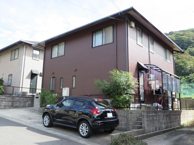 K様ご邸宅/2013年10月竣工 外壁:クリーンマイルドシリコン 屋根:ヤネフレッシュSi 竣工3