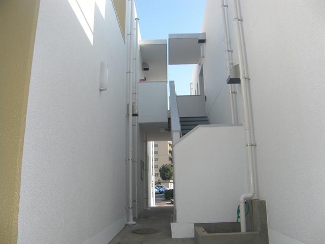 根県営住宅(出雲市直江団地)2・3号棟外壁改修工事 竣工08