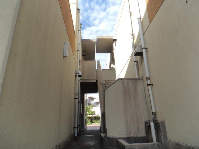 根県営住宅(出雲市直江団地)2・3号棟外壁改修工事 着工前08