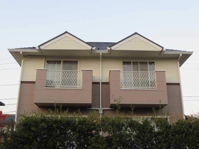 Y様ご邸宅/2014年11月竣工 外壁:ナノコンポジットW/屋根:クールタイトSi 竣工4