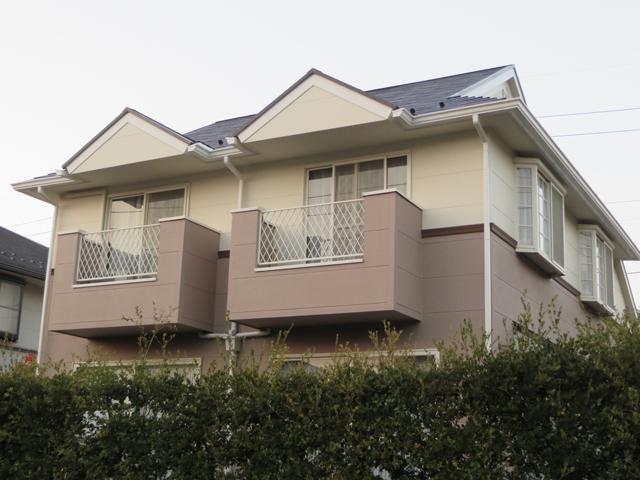 Y様ご邸宅/2014年11月竣工 外壁:ナノコンポジットW/屋根:クールタイトSi 竣工5