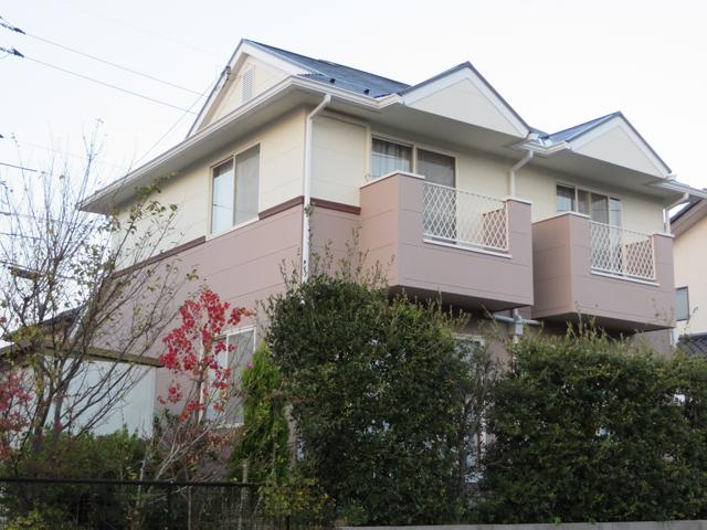 Y様ご邸宅/2014年11月竣工 外壁:ナノコンポジットW/屋根:クールタイトSi 竣工6
