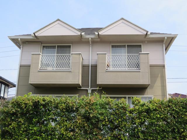 Y様ご邸宅/2014年11月竣工 外壁:ナノコンポジットW/屋根:クールタイトSi 着工前4