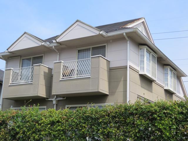 Y様ご邸宅/2014年11月竣工 外壁:ナノコンポジットW/屋根:クールタイトSi 着工前5