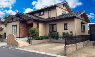 Y様ご邸宅/2016年6月竣工 外壁:ナノコンポジットW / after