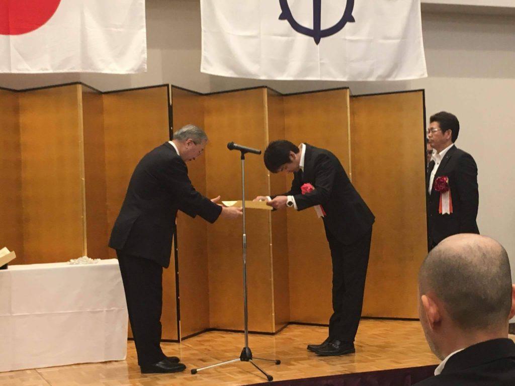 松江市優良工事表彰