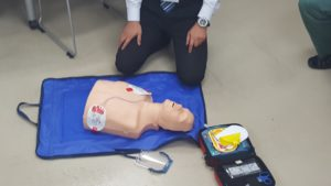 AED設置