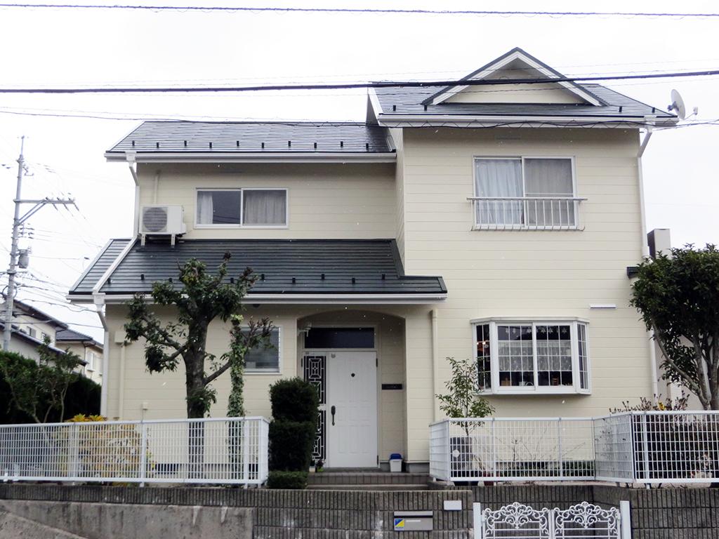 S様邸 戸建住宅 外壁塗装 屋根塗装 竣工