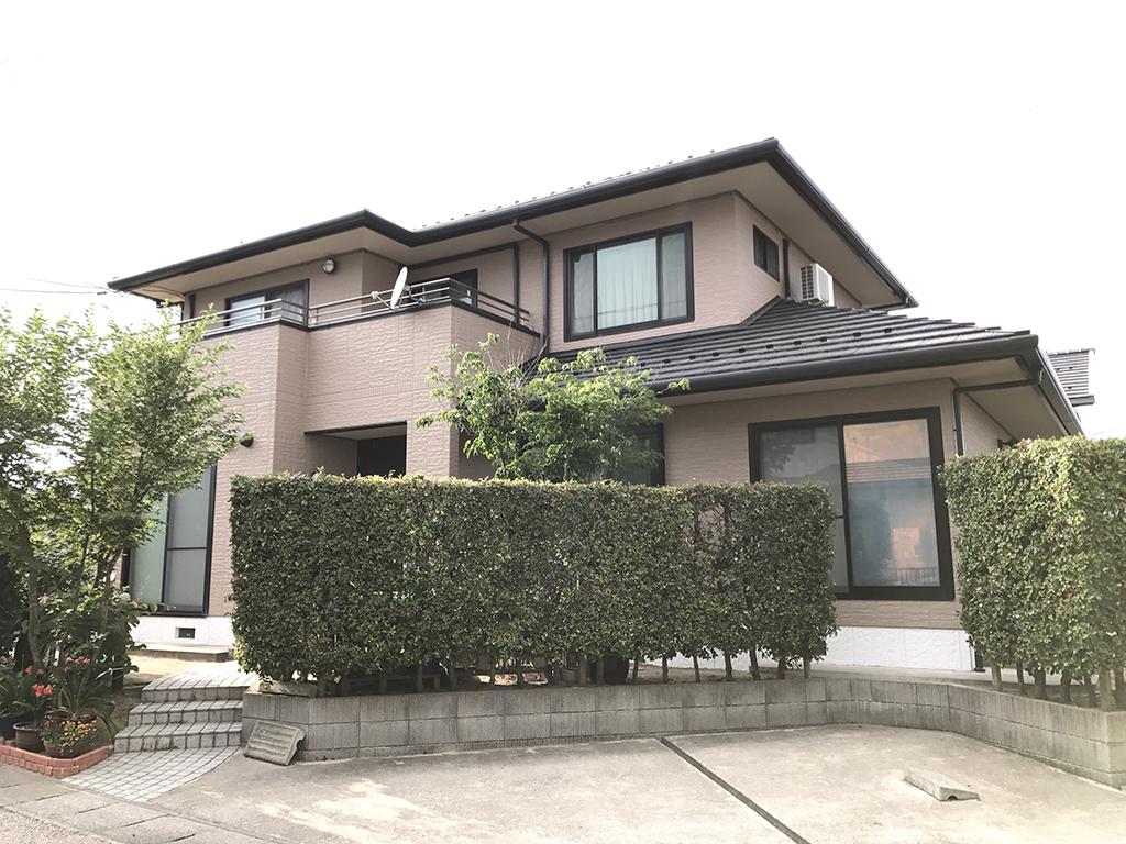 A様邸 竣工 松江市 外壁塗装
