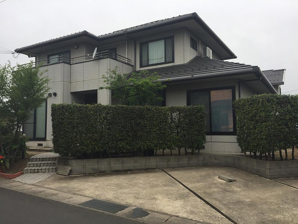 A様邸 着工前 松江市 外壁塗装