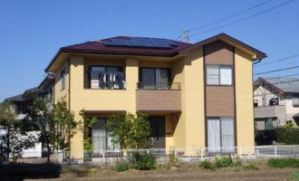 I様邸 松江市 外壁塗装・屋根塗装 竣工