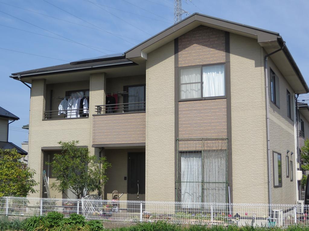 I様邸 松江市 外壁塗装・屋根塗装 着工前