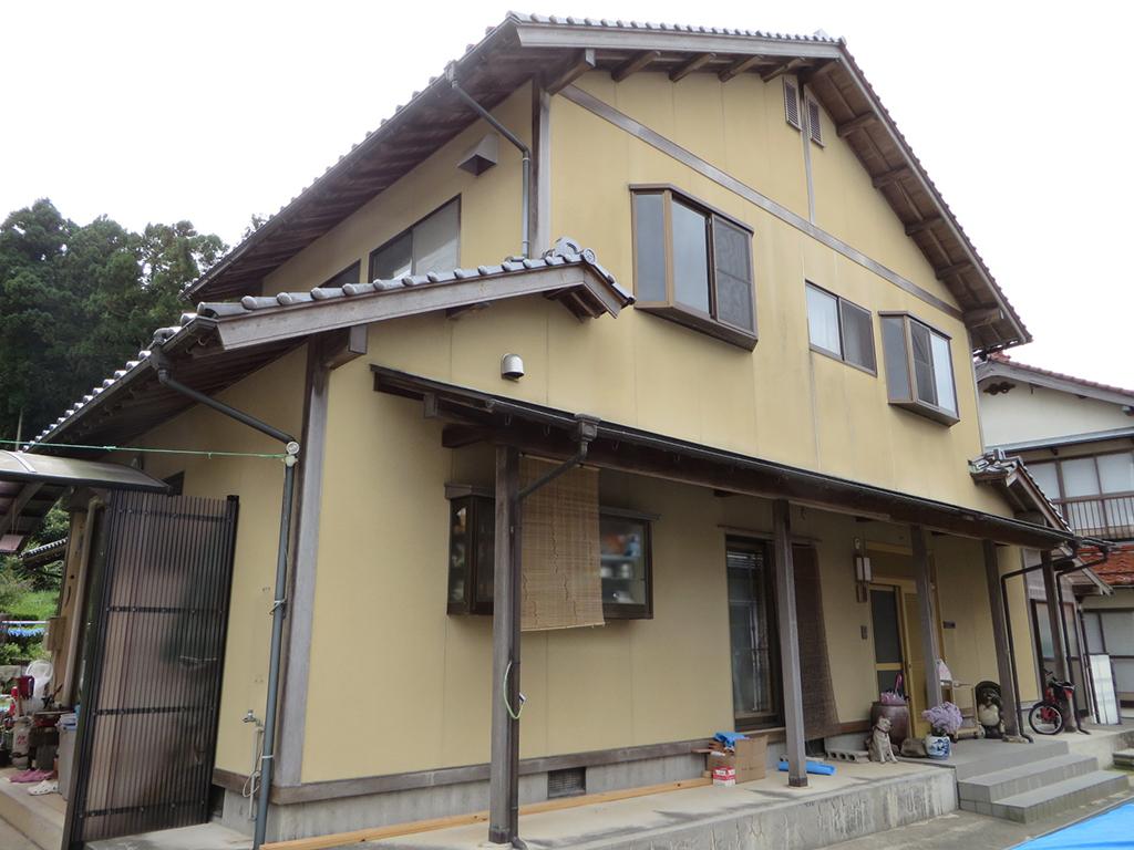 T様邸 松江市 外壁塗装 着工前