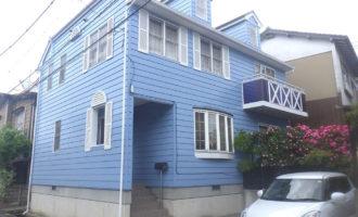 Y様ご邸宅/2018年5月竣工 外壁:クリーンマイルドシリコン/屋根:クールタイトSi 竣工1
