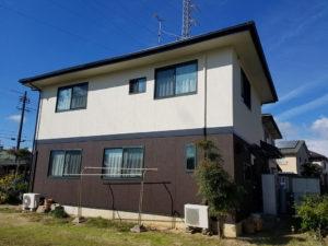 N様ご邸宅/2018年10月竣工 外壁:ナノコンポジットW 竣工4