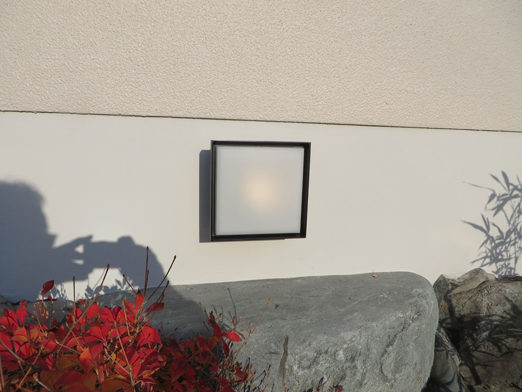 U様ご邸宅/2018年12月竣工 塀:ナノコンポジットW・セラミガード 竣工5