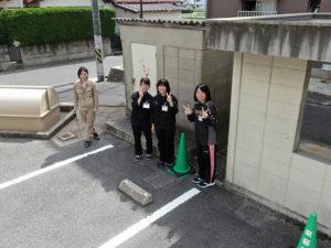 インターンシップ(島根大学、松江高専)